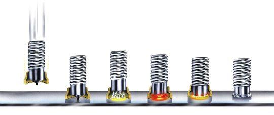 长周期螺柱焊工艺流程