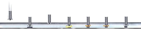 提升式螺柱焊