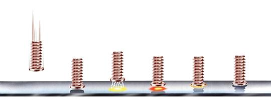 短周期螺柱焊